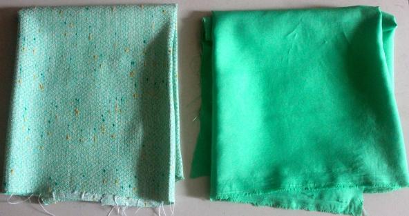 Shell and lining fabrics