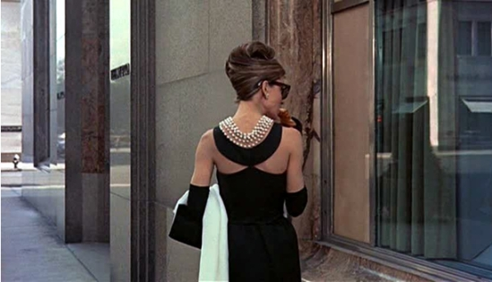clearer-breakfast-at-tiffanys-black-evening-dress-back-view