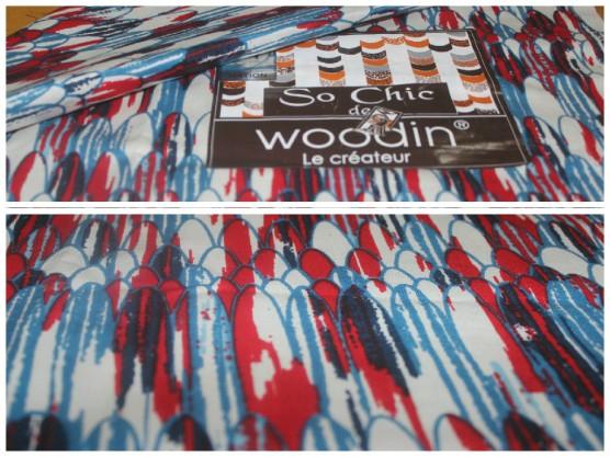 Woodin print