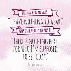 Woman says