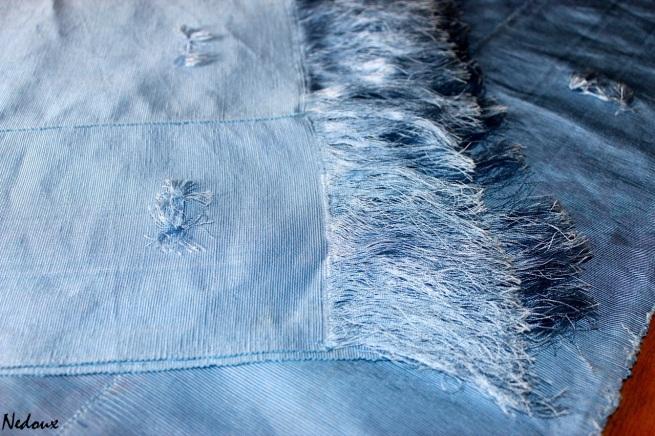Sewing Aso-Oke 1