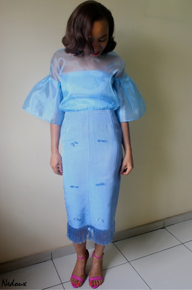 Sewing Asooke 2