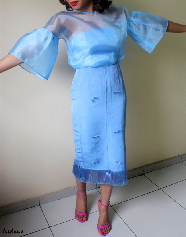 Sewing Asooke 3